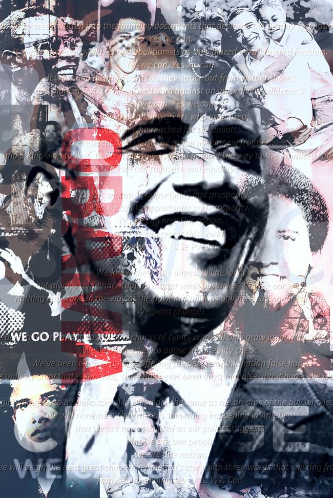 E-Fevre Obama for president