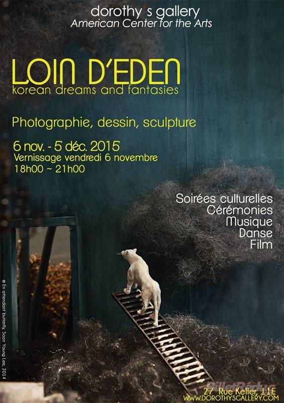 Loin d'Eden : Korean dreams and fantasies