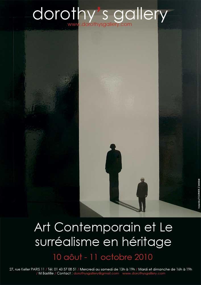 Art Contemporain et Le Surréalisme en héritage