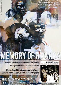 MEMORY OF RWANDA